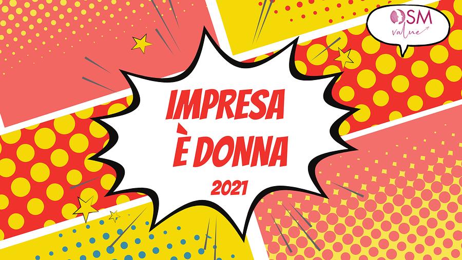 Impresa è Donna 2021