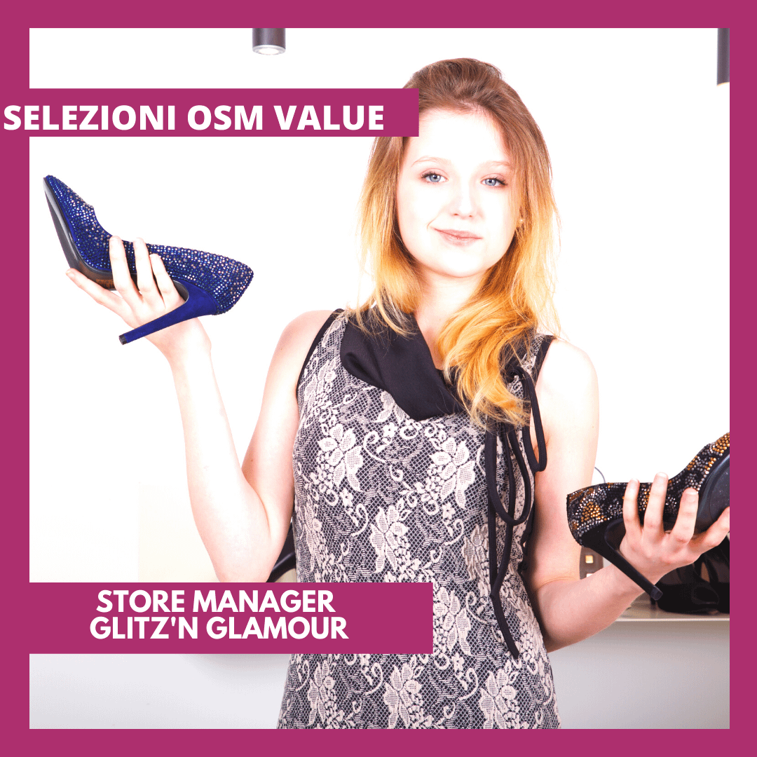 Store Manager – Glitz'n Glamour